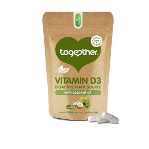 Together Vitamin D3 - Vegan Natural Supplement